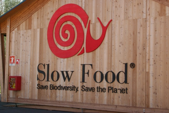 Slow Food Pavilion